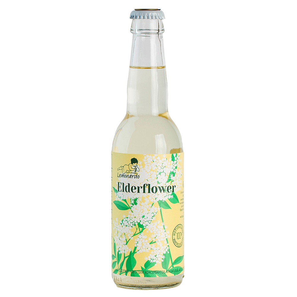 "Лимонад ""Elderflower"""