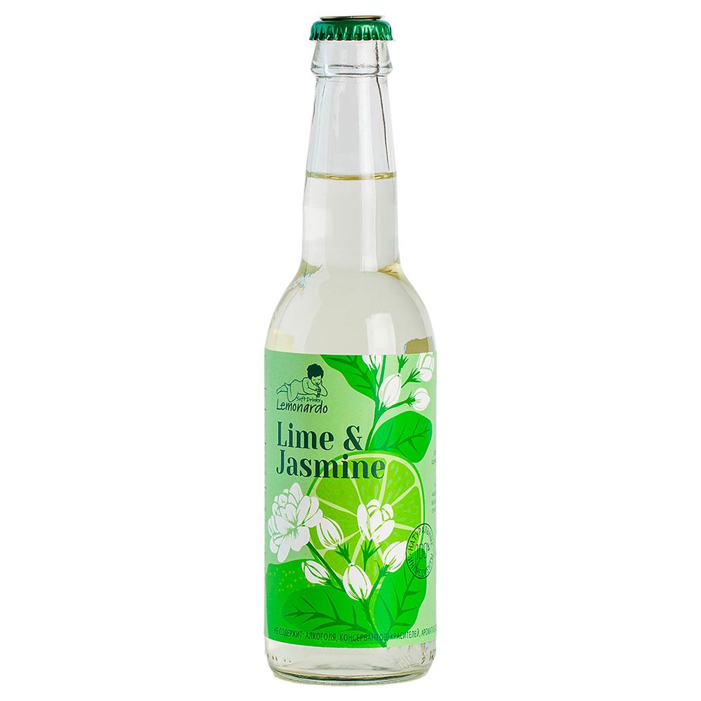 """Лимонад """"Lime & Jasmine"""""""